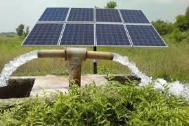 طلمبات الطاقة الشمسية