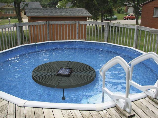 مجمعات شمسية لحمامات السباحة