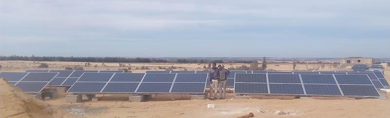 مضخة طاقة شمسية